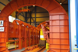Drugi węzeł przeładunkowy ze spółki Famur Famak dla słowackiego operatora logistycznego