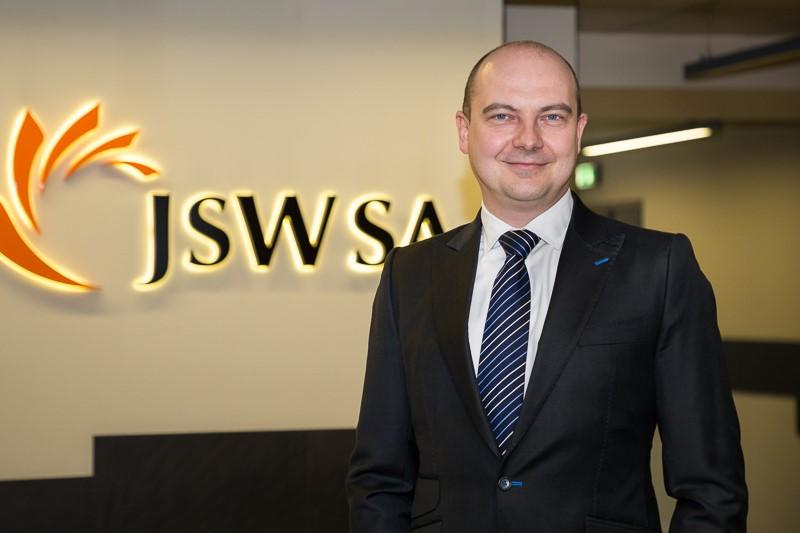 - Ogromnym wyzwaniem dla sektora będzie nie tylko pozyskanie finansowania, ale i ubezpieczenie - mówi Daniel Ozon, prezes JSW. Fot. mat. pras.