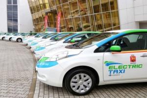 Prezes Electric Taxi: pierwsze doświadczenia są bardzo obiecujące