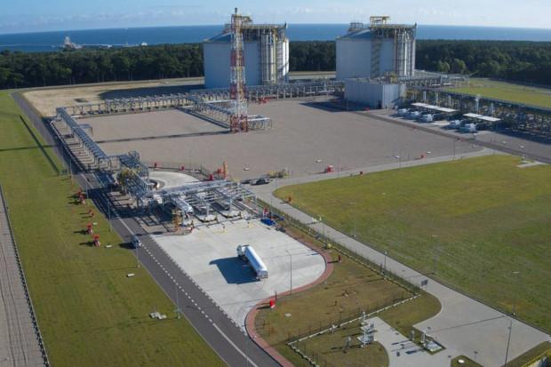 W grudniu planowane ogłoszenie przetargu na rozbudowę terminalu LNG