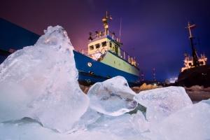 Rosjanie mają pierwszy samodzielny gazowiec-lodołamacz