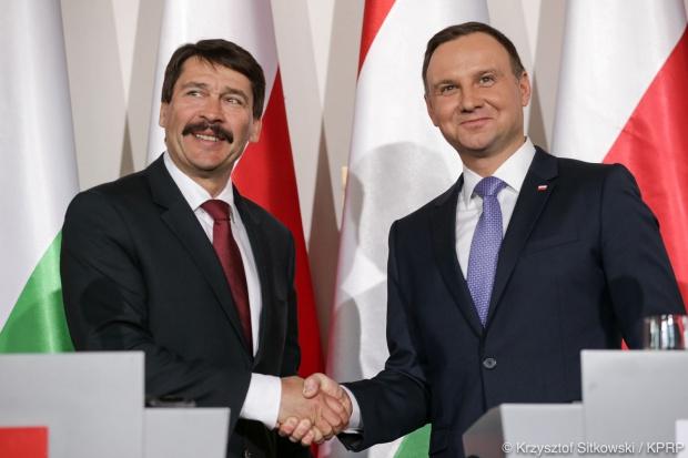 Duda: wierzę, że polsko-węgierska współpraca gospodarcza będzie się pogłębiała