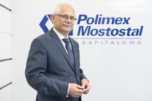 Prezes Polimeksu-Mostostalu: będziemy mieć pełne ręce roboty