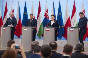 Premierzy V4: potrzebne zabezpieczenie interesów krajów członkowskich UE w Brexicie