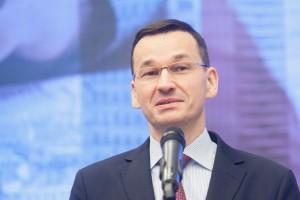 Morawiecki: JP Morgan zatrudni kilka tysięcy osób w Polsce