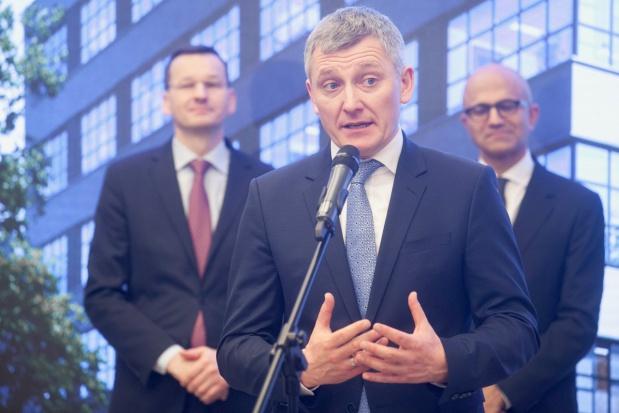 Jacek Kędzior, partner zarządzający EY Polska. Fot. PTWP (Paweł Pawłowski)