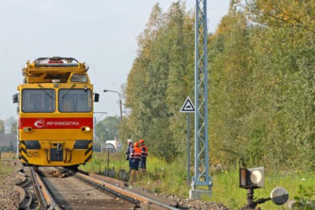 PKP Energetyka chce najtaniej zelektryfikować ważną linię kolejową