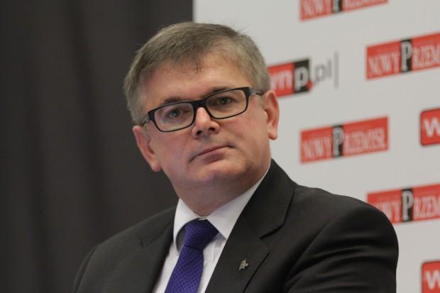 Adam Gawęda, senator Prawa i Sprawiedliwości. Fot. PTWP (Michał Oleksy)