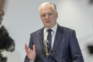 Jarosław Gowin przyznaje: zarobki pracowników uczelni są żenująco niskie
