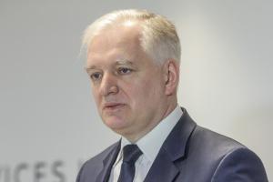 Jarosław Gowin Fot. PTWP (Michał Oleksy)