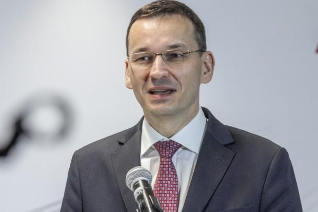 Morawiecki jedzie do Tallina. Głównym tematem rozmów opodatkowanie korporacji