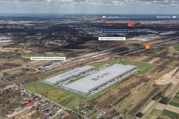 Panattoni wybuduje centrum logistyczne dla koncernu BSH