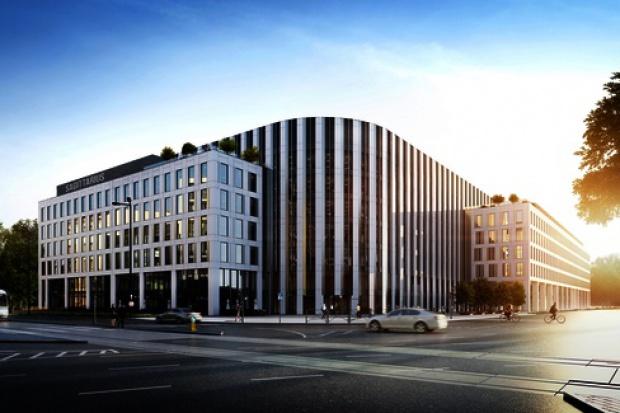 EY dużym najemcą w biurowcu Echo Investment
