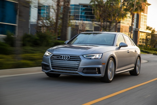 Najlepszy kwartał Audi w Europie i USA