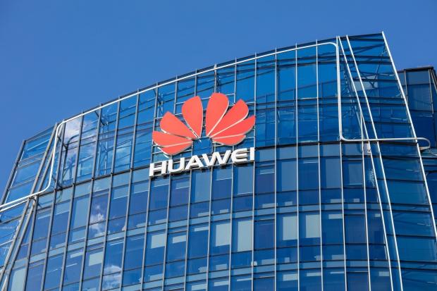 Przychody Huawei wzrosły o jedną trzecią