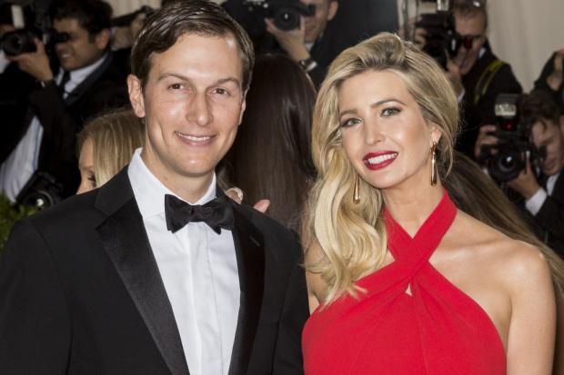 Majątek córki i zięcia Trumpa ma wartość 741 mln dolarów