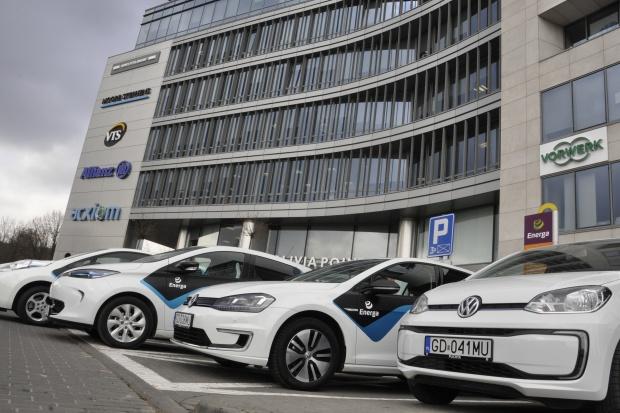 Energa uruchomiła carsharing aut elektrycznych