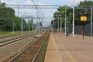 Modernizacja trasy kolejowej Kędzierzyn Koźle - Chałupki