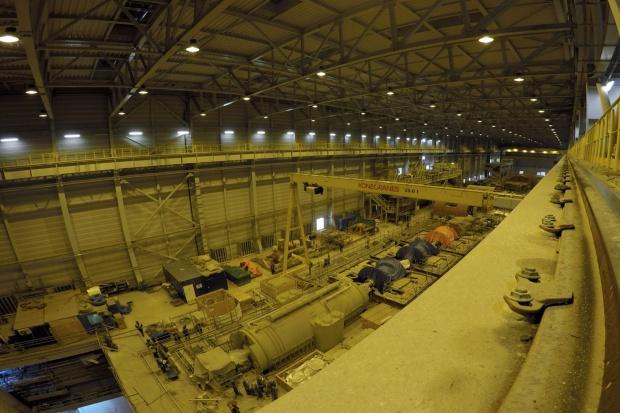 Budowa w Elektrowni Opole gotowa w prawie 75 proc. Zobacz, jak wygląda maszynownia i kotły nowych bloków [Wideo]