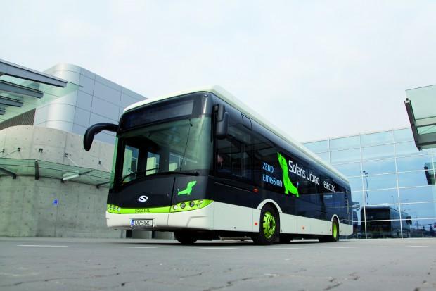 Elektryczne Solarisy jadą do Francji