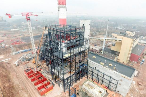 Fortum: budowa elektrociepłowni w Zabrzu na półmetku