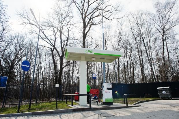 Rosja wstrzymała transport LPG na Ukrainę