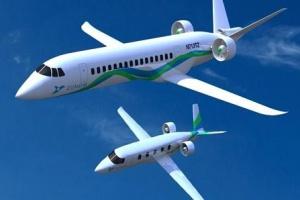 Bliżej do użytkowania samolotów z napędem hybrydowym