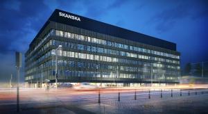 Potentat otworzy centrum finansowe w biurowcu Skanski