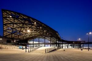Spółka Es-System oświetliła dworzec Łódź Fabryczna