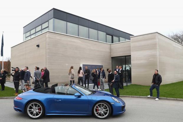 Nowa koncepcja salonów Porsche