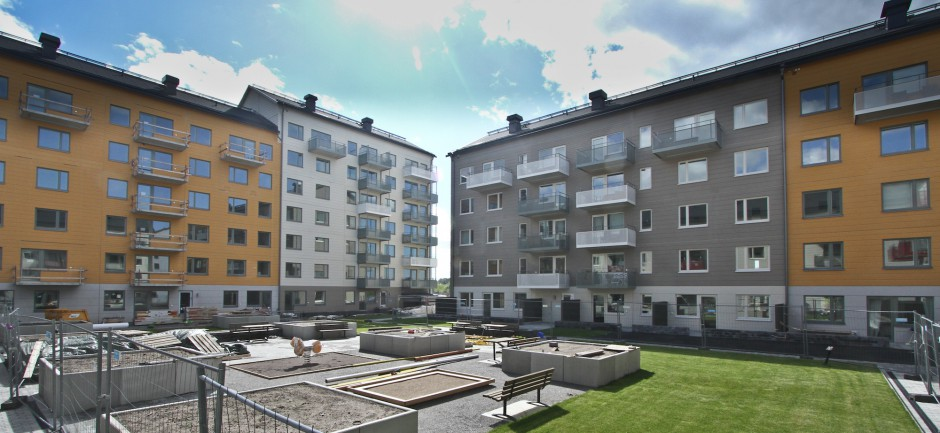 Zdjęcie numer 2 - galeria: Polskie prefabrykaty w Szwecji przecierają szlaki dla Mieszkania Plus