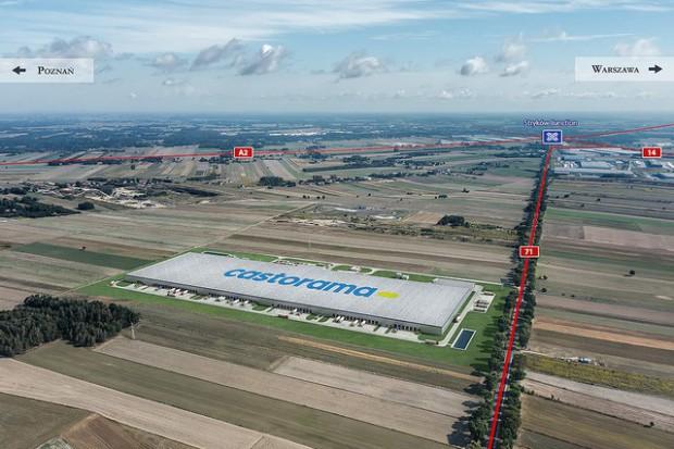 Panattoni wybuduje duże centrum dystrybucyjne Castoramy