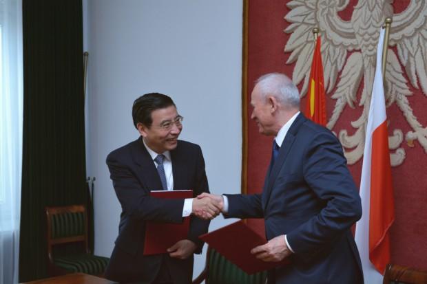 Tchórzewski: będzie współpraca Polski i Chin w rozwoju elektromobilności