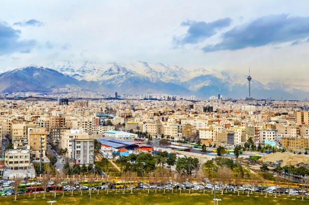 Smog zabija mieszkańców Teheranu