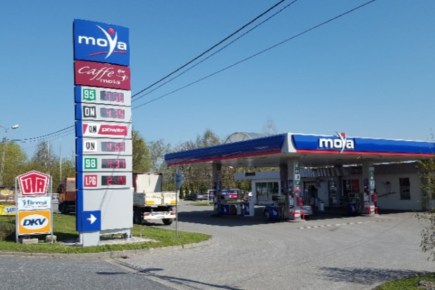 Trzy nowe stacje Moya na Śląsku