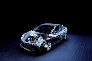 Sprzedaż hybryd Toyoty wzrosła o połowę