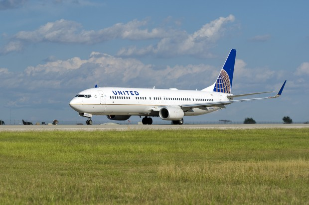 United Airlines zawiesiły loty do Delhi z powodu smogu