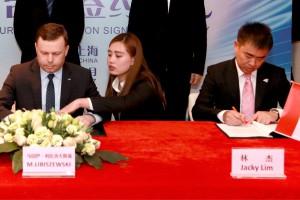PKP Cargo będzie tworzyć struktury w Chinach
