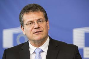 Maroš Šefčovič, komisarz ds. unii energetycznej, gościem Europejskiego Kongresu Gospodarczego