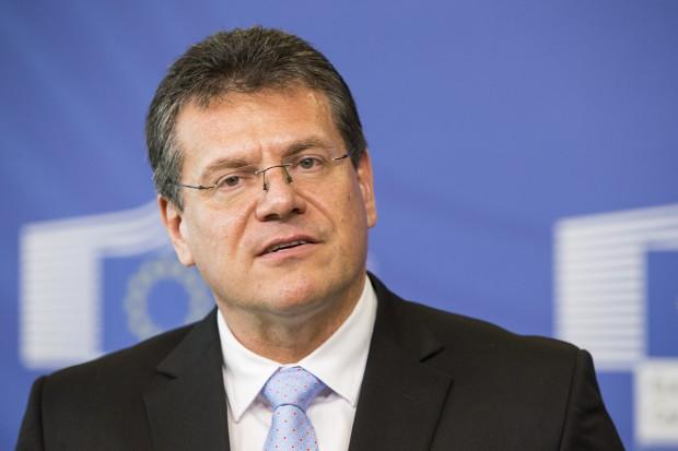 Maroš Šefčovič gościem Europejskiego Kongresu Gospodarczego