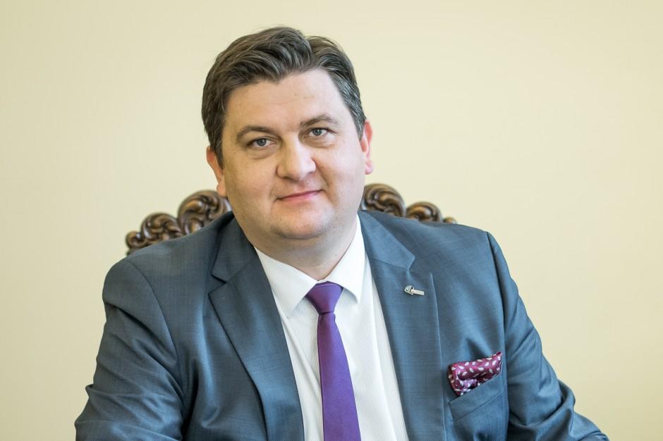 Tomasz Rogala, prezes PGG: w trakcie EEC zaprezentujemy nową strategię spółki