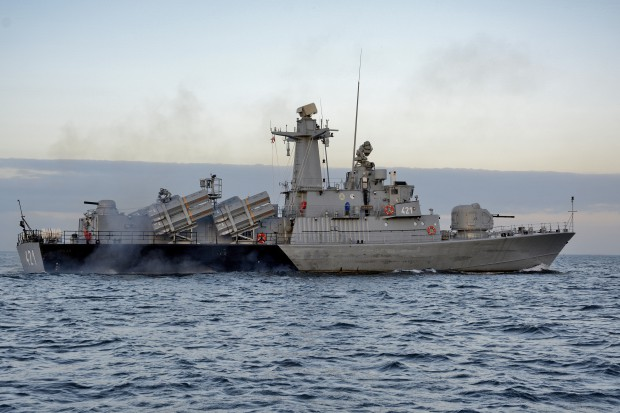 Saab będzie serwisował pociski Marynarki Wojennej