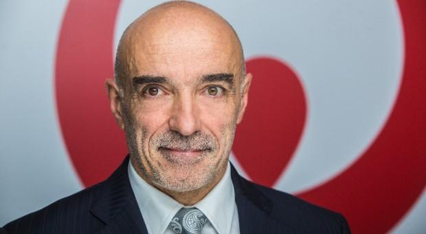 Gérard Bourland, dyrektor generalny grupy Veolia w Polsce.