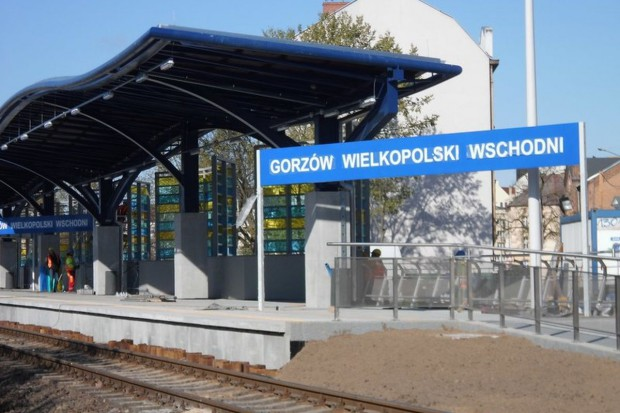 Estakada kolejowa w Gorzowie Wlkp. wyłączona z ruchu na dłużej