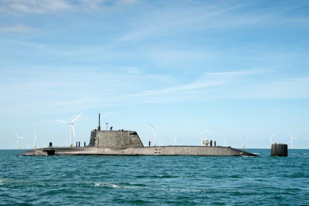 BAE Systems zbuduje kolejny okręt podwodny dla Royal Navy