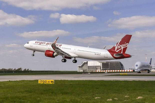 Airbus dostarczył pierwszy egzemplarz modelu A321neo