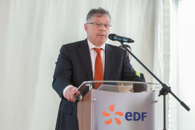 Otwarto elektrociepłownię gazową EDF w Toruniu