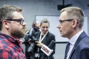 Zdjęcie numer 11 - galeria: Konferencja prasowa poprzedzająca Europejski Kongres Gospodarczy 2017