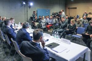 Zdjęcie numer 17 - galeria: Konferencja prasowa poprzedzająca Europejski Kongres Gospodarczy 2017