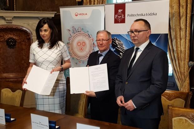 Veolia Energia Łódź partnerem Politechniki Łódzkiej